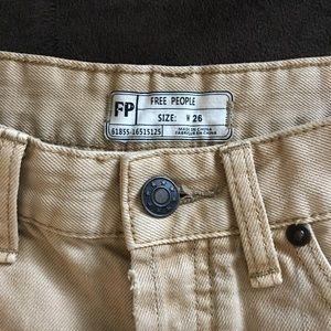 Free People Shorts - Free People shorts size 26